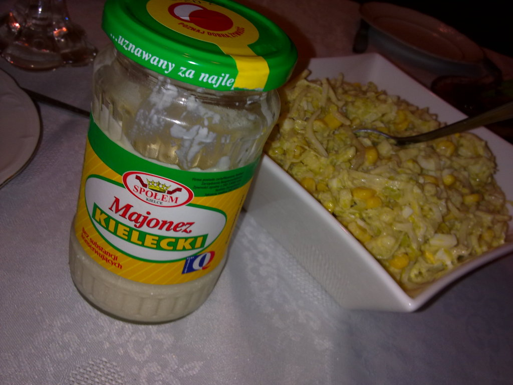 Salatka Z Majonezem Kieleckim Moj Sposob Na Smaczne I Zdrowe